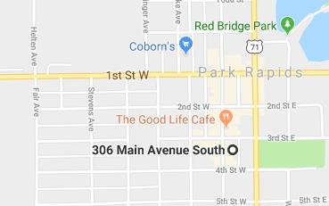 306 Main Avenue South Park Rapids MN 56470